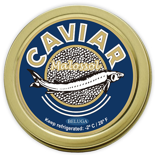 Caviar Beluga 30gr