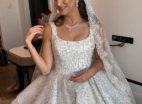 Dina Al Bakri Tells us How her Wedding Came Together