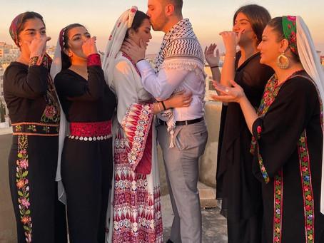 Behind Fatema Saadehs Traditional Palestinian Henna