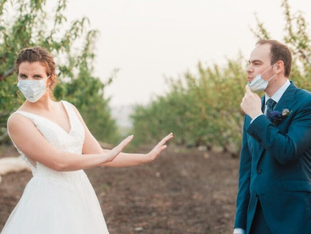 What Brides need to know planning a Wedding during the Coronavirus outbreak