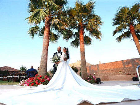 """""""Everything Happens For A Reason"""" Insight into Catherine Baqain's Wedding"""