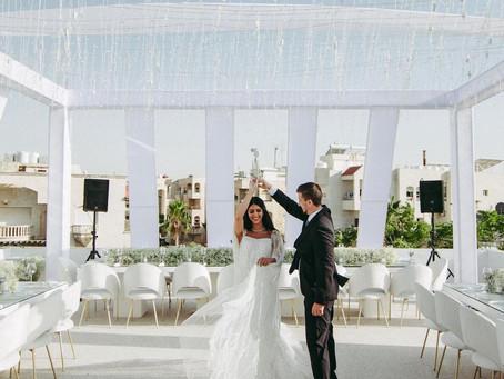 Yasmeen Al Qudahs Engagement and Jaha Look Details