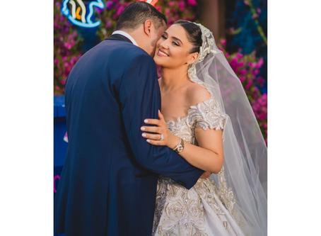 Inside Nadin Dkour's Colorful Wonderland Wedding