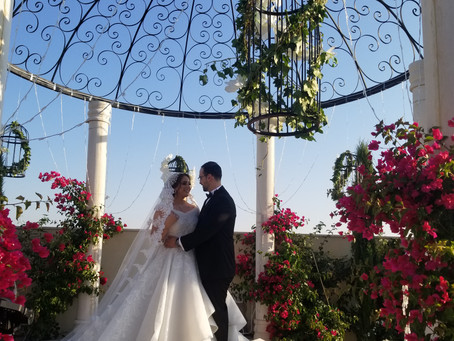Haya Al Qudah Shares the Insights about Planning a Post-Covid Wedding.