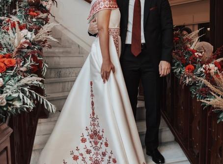 Behind Designer Reema Dahbours Viral Jaha Dress