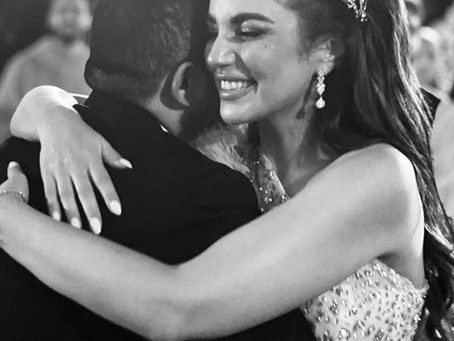 What You Need to See From Dorra Zarrouks Wedding