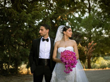 Everything You Want To Know About Zeina AlBashir's Wedding