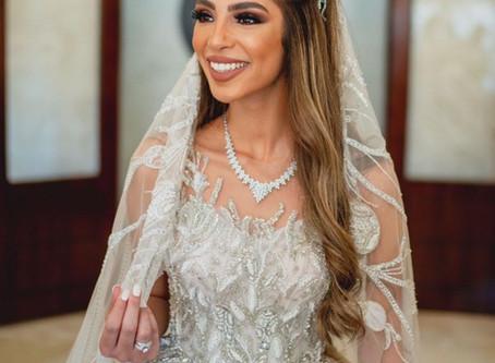 Tala Obeidats 2020 Wedding insights and advice.