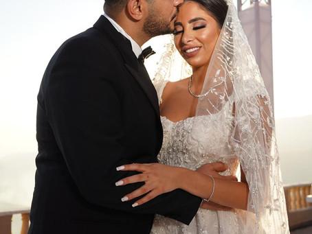 How Sewar Nazek Put her Wedding Look Together