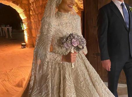 Four Gorgeous Modest Wedding Dresses