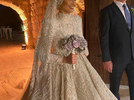 Four Gorgeous Modest Wedding Dresses