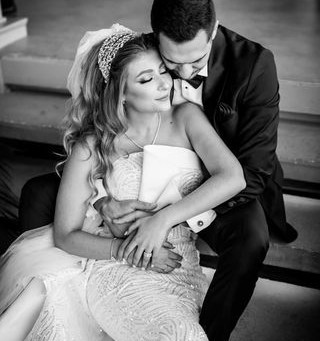 Honest Bridal Advice from Dina Yassin & Her Wedding Details