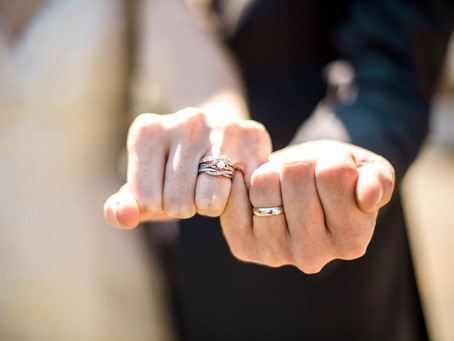 Could Your Hand Sanitizer Ruin Your Engagement/Wedding Ring?