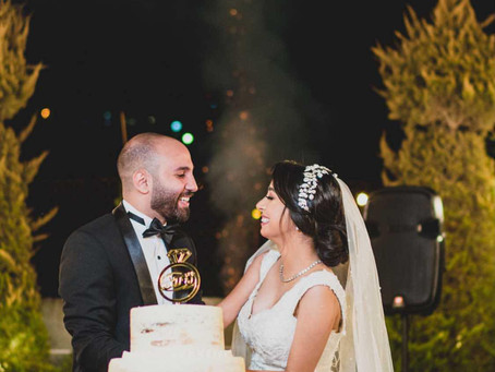Muhannad & Dunia Share the Honest Story of Getting Married in 2020!