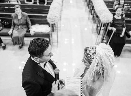 How Zena Zananiri Planned her Wedding in 12 Hours