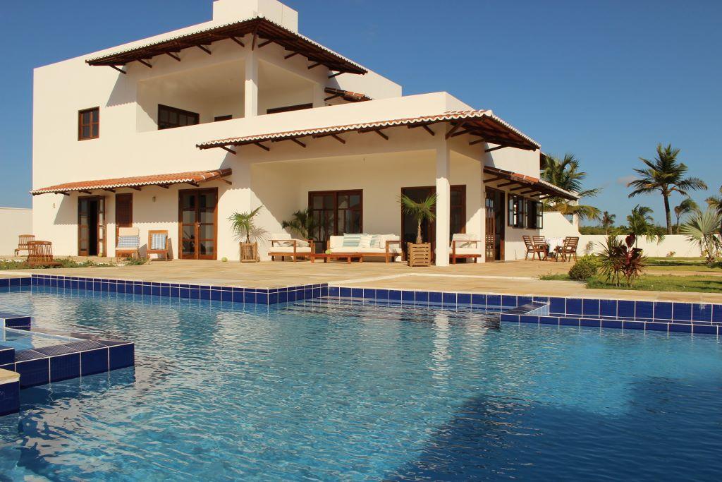 Casa Palma Azul
