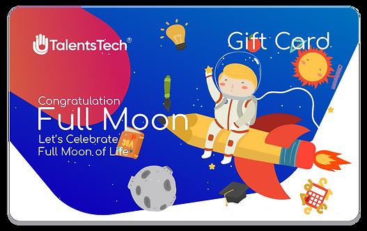 Talents Full Moon Gift