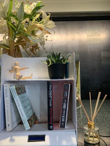 IoT Bookshelf