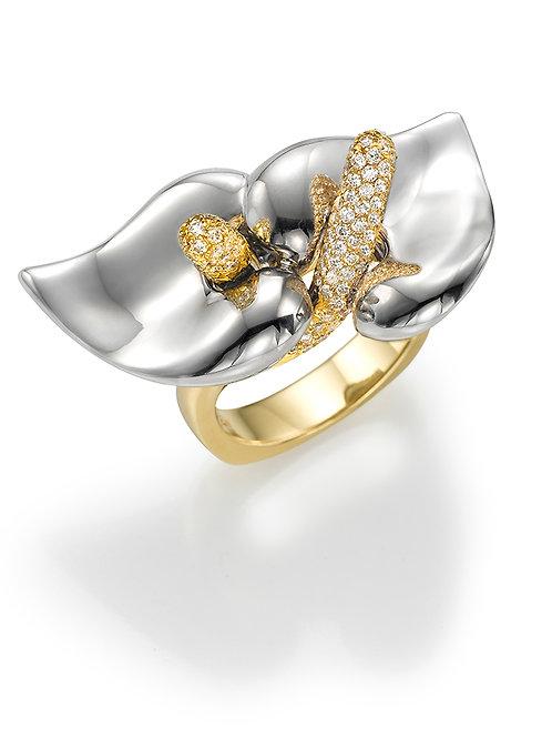 Ring  LP1463 Bouquet of Diamonds