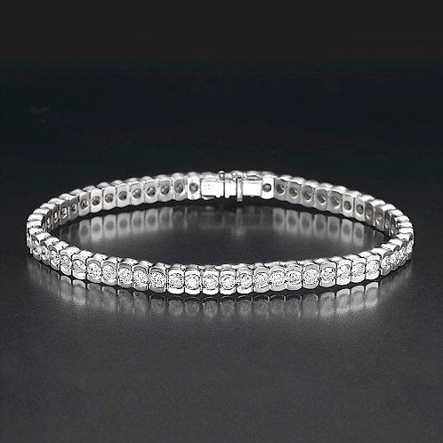 tennis bracelet, diamonds bracelet