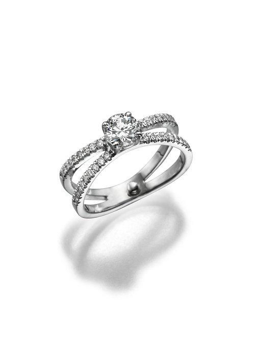 Solitaire Ring 9051 Briliant
