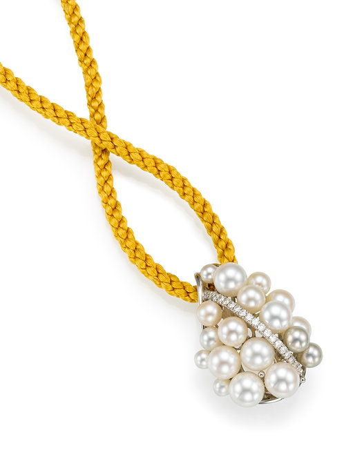 Pearl Pendant  LP1462 Bouquet of pearls