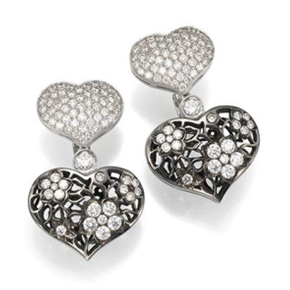 Earrings LP 2887 Intima ,  Diamonds