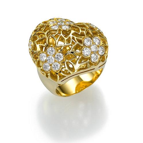 Ring LP 1706 Intima ,  Diamonds,
