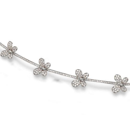Bracelet LP5081 Papillon ,  Diamonds