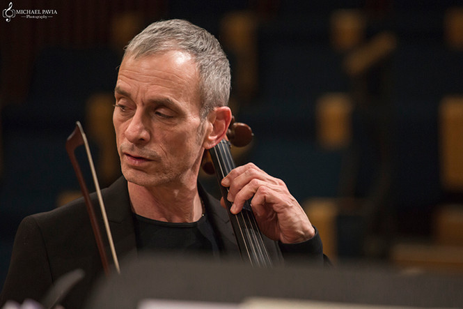 2019 Schubertiade Photo: Michael Pavia