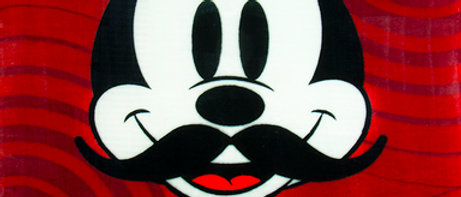 Mickey Moustache