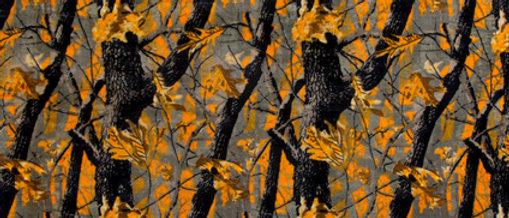 Tree Camo Orange