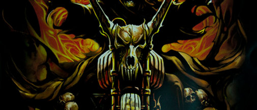 Grimm Rider - AJMAL