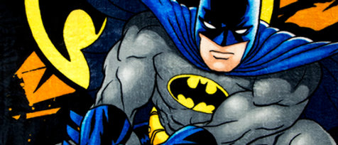 Batman Splat