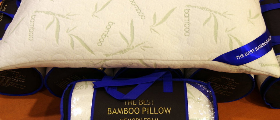 Bamboo Pillow - Body Pillow