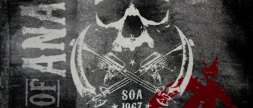 Sons Of Anarchy- Skull