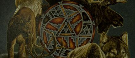 Animal Shield - David C Behrens'