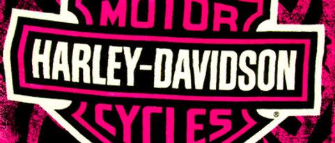 Harley - Pink Charmed