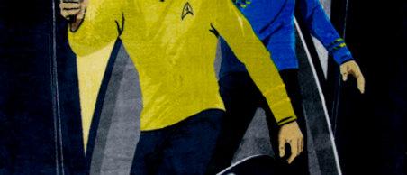 Star Trek - Kirk & Spock