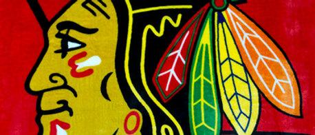 Chicago Blackhawks Queen Size