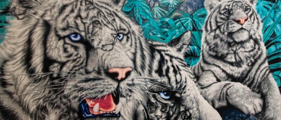 Find 12 White Tigers - Gardner