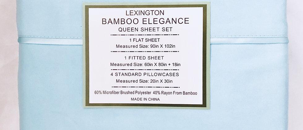 Bamboo Bed Sheet Sets