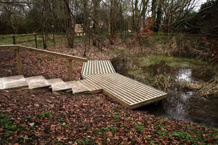 Outdoor Natural Science Area Completed in Spalding