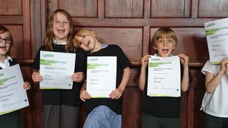 LAMDA - 80% DISTINCTION! 100% pass with Merit or above!