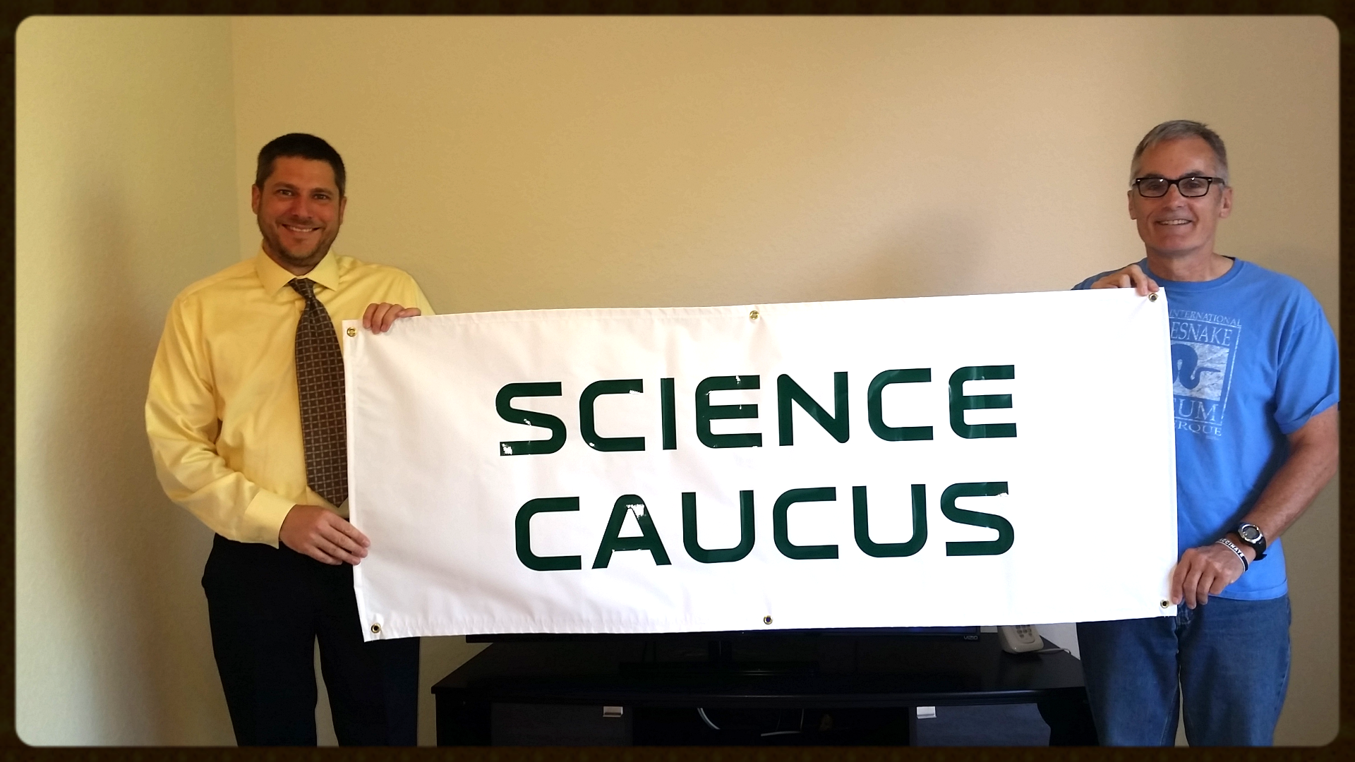 Science Caucus Orlando 2015