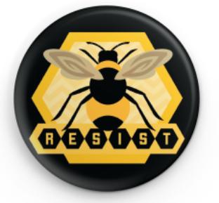 bee resist
