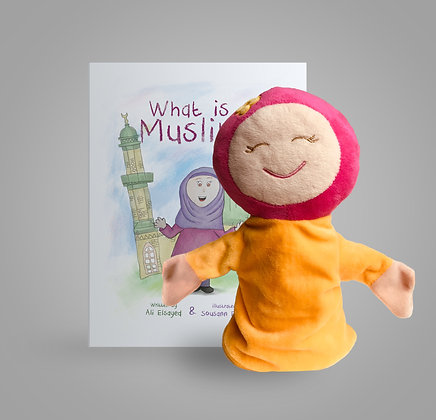 What is a Muslim? Book and Puppet