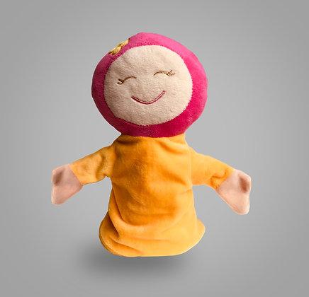 Muslim Girl Puppet
