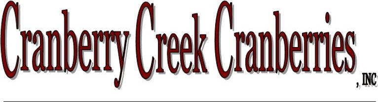 Cranberry Creek Cranberries.jpg