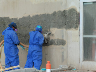 Are You In Need of Paint Removal Services?